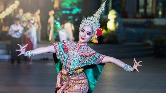 dance asie