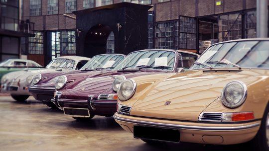 voiture de collection
