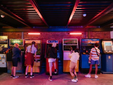 jeux arcade